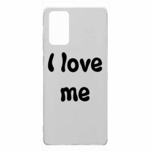 Samsung Note 20 Case I love me