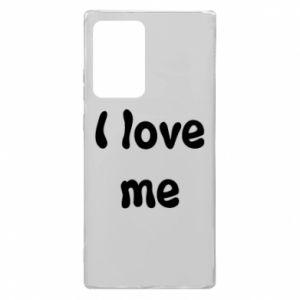 Samsung Note 20 Ultra Case I love me