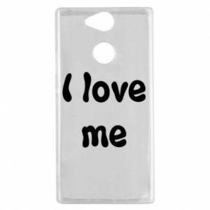 Sony Xperia XA2 Case I love me