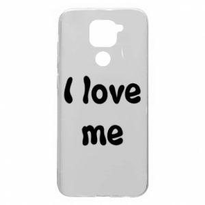 Xiaomi Redmi Note 9/Redmi 10X case I love me
