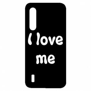 Xiaomi Mi9 Lite Case I love me