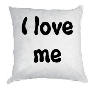 Poduszka I love me