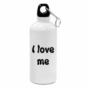 Water bottle I love me