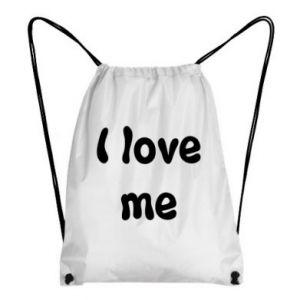 Plecak-worek I love me