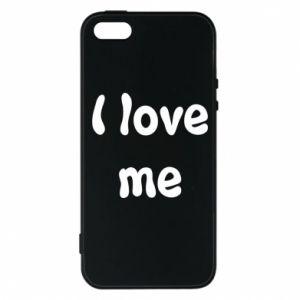 Etui na iPhone 5/5S/SE I love me