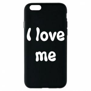 Etui na iPhone 6/6S I love me