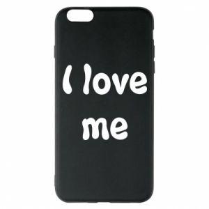 Etui na iPhone 6 Plus/6S Plus I love me