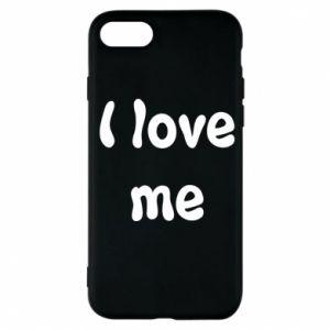 Etui na iPhone 7 I love me