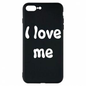 Etui na iPhone 7 Plus I love me