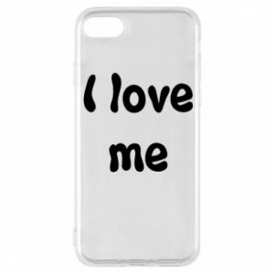 Etui na iPhone 8 I love me