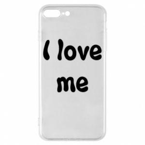 Etui na iPhone 8 Plus I love me