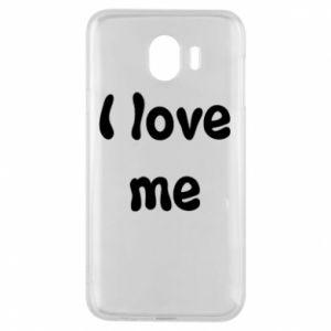 Etui na Samsung J4 I love me