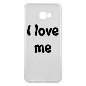 Etui na Samsung J4 Plus 2018 I love me