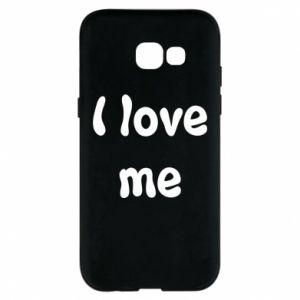 Etui na Samsung A5 2017 I love me