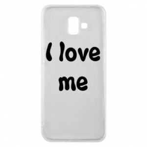 Etui na Samsung J6 Plus 2018 I love me