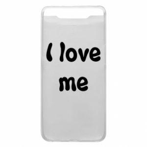 Etui na Samsung A80 I love me