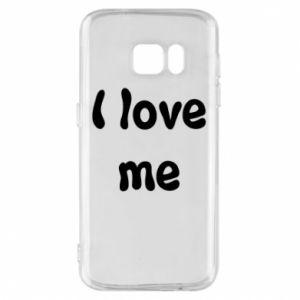 Etui na Samsung S7 I love me