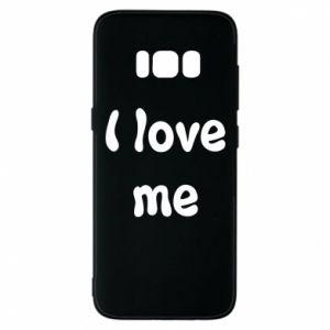 Etui na Samsung S8 I love me