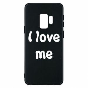 Etui na Samsung S9 I love me