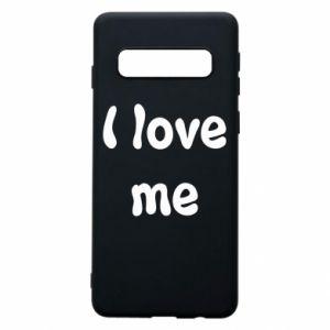 Etui na Samsung S10 I love me