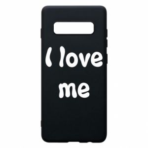 Etui na Samsung S10+ I love me