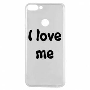 Etui na Huawei P Smart I love me