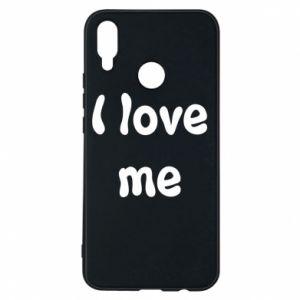 Etui na Huawei P Smart Plus I love me