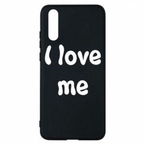Etui na Huawei P20 I love me