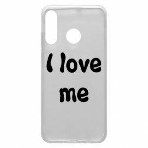 Etui na Huawei P30 Lite I love me