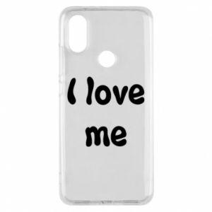 Etui na Xiaomi Mi A2 I love me
