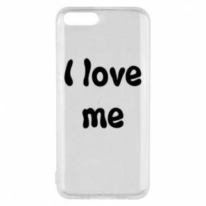 Etui na Xiaomi Mi6 I love me