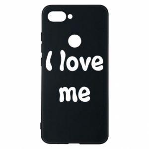 Etui na Xiaomi Mi8 Lite I love me