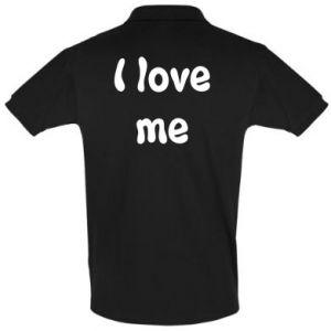 Koszulka Polo I love me