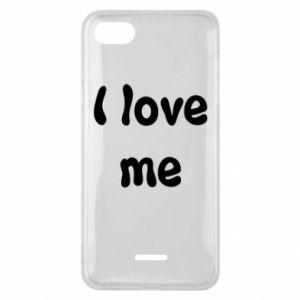 Etui na Xiaomi Redmi 6A I love me