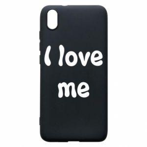 Etui na Xiaomi Redmi 7A I love me