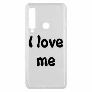 Etui na Samsung A9 2018 I love me