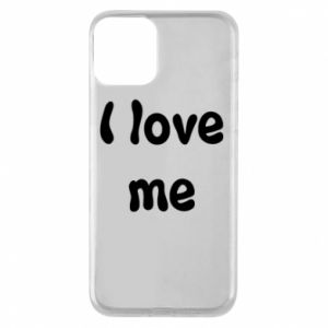 Etui na iPhone 11 I love me