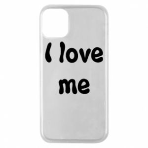 Etui na iPhone 11 Pro I love me