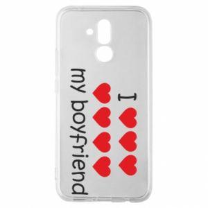 Etui na Huawei Mate 20 Lite I love my boyfriend