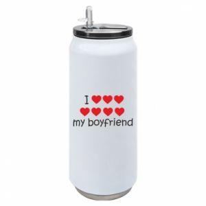 Thermal bank I love my boyfriend