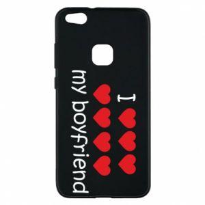 Etui na Huawei P10 Lite I love my boyfriend