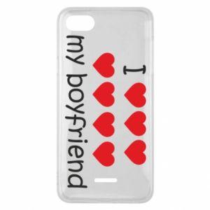 Etui na Xiaomi Redmi 6A I love my boyfriend