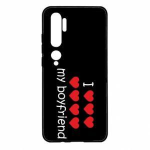 Etui na Xiaomi Mi Note 10 I love my boyfriend