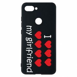 Etui na Xiaomi Mi8 Lite I love my girlfriend
