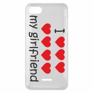 Etui na Xiaomi Redmi 6A I love my girlfriend