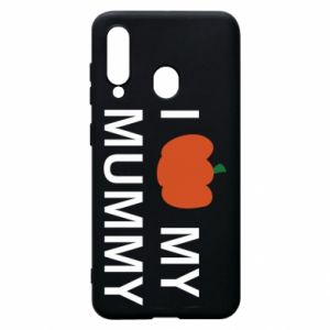 Phone case for Samsung A60 I love my mummy