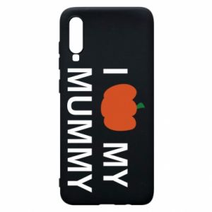 Phone case for Samsung A70 I love my mummy