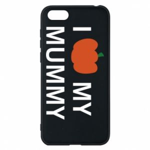 Phone case for Huawei Y5 2018 I love my mummy