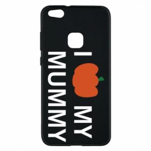 Phone case for Huawei P10 Lite I love my mummy