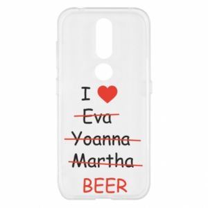 Nokia 4.2 Case I love only beer